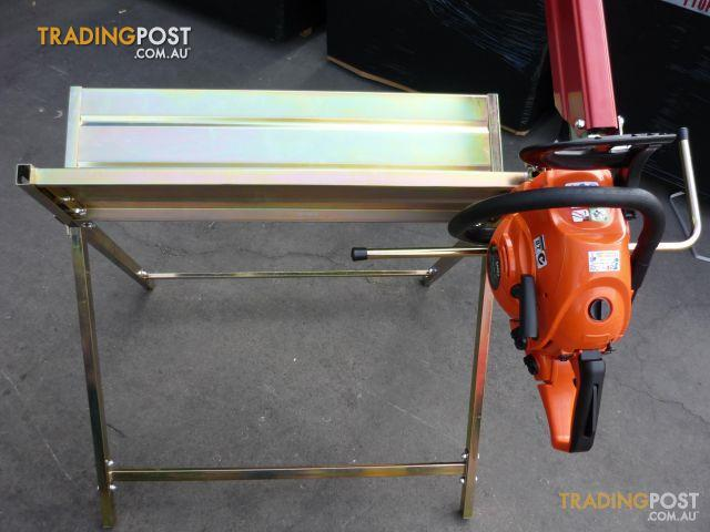 Chain Saw Table Bench 1095mml Cut Wood Log For Sale In Hallam Vic Chain Saw Table Bench