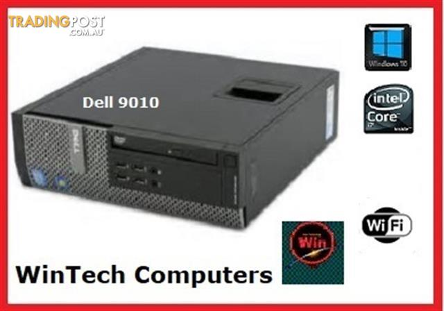 Dell Optiplex 9010 i7 12GB Memory sff Desktop