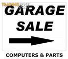 Computer GARAGE SALE