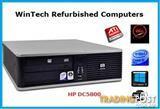 HP DC5800 Dual Core Desktop Computer