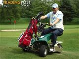FourStar Electric Golf Cruiser, Cart, Buggy