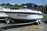 SEA RAY 220 OV WEEKENDER HALF CABIN 6.7MT 1989