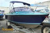 HAINES HUNTER 17R RUNABOUT 5.2MT