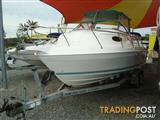 CRUISE CRAFT OUTSIDER HALF CABIN 2000 6.5MT