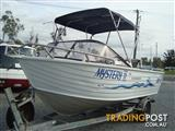 ALLYCRAFT BLUE WATER 5.4M RUNABOUT 2004