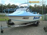 SEAFARER VICKING RUNABOUT 5.1MT