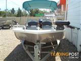 QUINTREX HORNET TROPHY OPEN DINGHY 2000 4.2MT