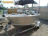 STACER 429 OPEN DINGHY 2012