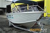 ALLY CRAFT RUNABOUT 4.7MT