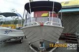 STACER SEAMASTER RUNABOUT 4.5MT