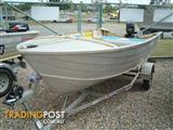STACER OPEN DINGHY 1997