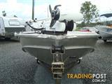 QUINTREX EXPLORER OPEN DINGHY 2009 3.9MT