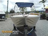 BLUEFIN RAIDER OPEN DINGHY 2012 4.2MT