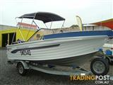 QUINTREX FREEDOM SPORTS 5.0MT BOWRIDER