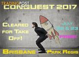 FREE EVENT: CONQUEST SCI FI CONVENTION, BRISBANE, JULY 22 & 23 PARK REGIS NORTH QUAY