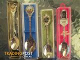 Collectable Spoons Western Australia Qty 4