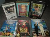 VHS Cassettes Qty 6 Very Good Condition