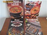 4 Cook Books Excellent Condition