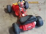 Kids Ride on go kart rechargeable