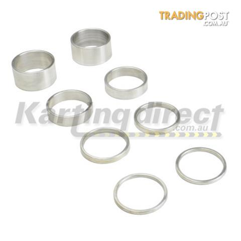 Go-Kart-40mm-Rear-Axle-Hub-Spacers-ALL-BRAND-NEW