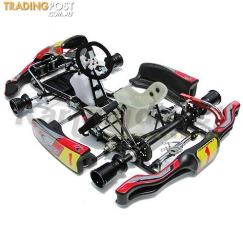 go kart torismo 32 mm rolling chassis small seat all. Black Bedroom Furniture Sets. Home Design Ideas