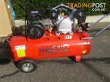 Popular! Owen Compressor V-Twin 2HP motor/70L tank + Free Hose Kit!