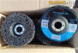 Clean and Strip Disks made by Jingle. Black 100 x 16 x 16 units in box.
