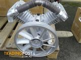 New Owen Air Pump V-Twin 3HP with Pulley attached @ Moolap