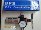 Large Air filter/pressure regulator BFR-4000 series @ Moolap