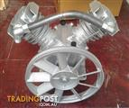 Owen Air Pump V-Twin 3HP with Pulley attached @ Moolap
