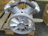 Owen Air Pump V-Twin 5.5HP with Pulley attached. Model V-2080 @ Moolap