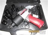 "BNIB 1/2"" Air Impact Gun Kit in Plastic Case, $10 off Normal Price!"