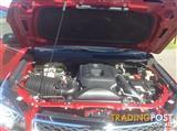 2015 HOLDEN COLORADO Z71 (4x4) RG MY16 CREW CAB P/UP