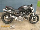 2014  DUCATI MONSTER 659 ABS ROAD  CYCLE