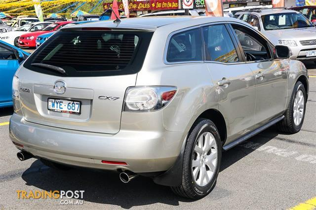 2008 mazda cx 7 classic er1031 wagon for sale in ringwood vic 2008 mazda cx 7 classic er1031 wagon. Black Bedroom Furniture Sets. Home Design Ideas