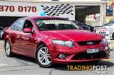 2009 FORD FALCON XR6 FG 4D SEDAN