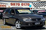 2007 HOLDEN COMMODORE SVZ VZ 4D WAGON