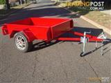 6x4 h/d trailer