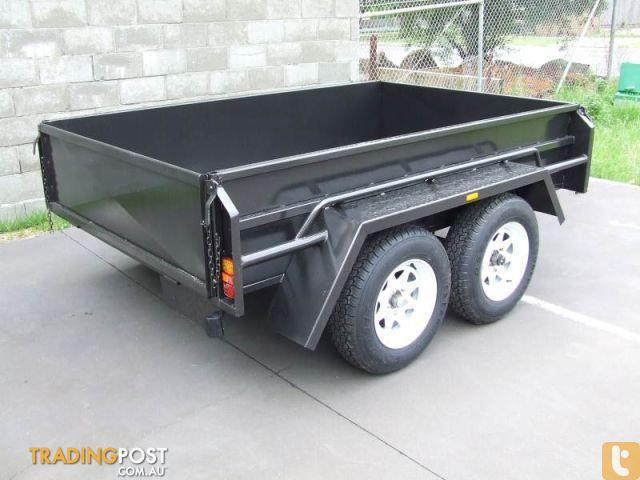 tandem box trailer for sale in freeling sa tandem box