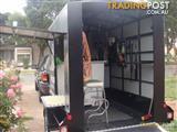 dog wash trailer