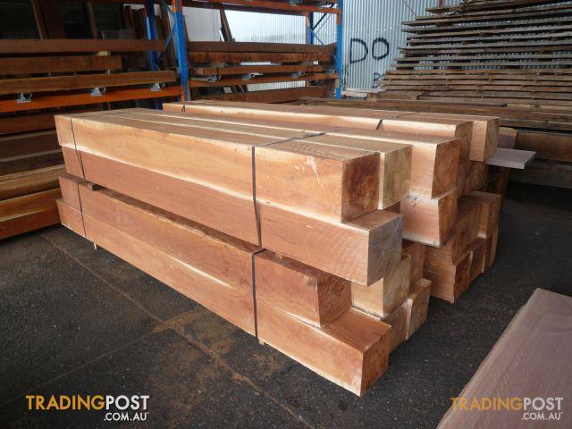 Hardwood Posts Ironbark