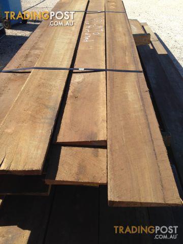 Hardwood Weatherboards Spotted Gum