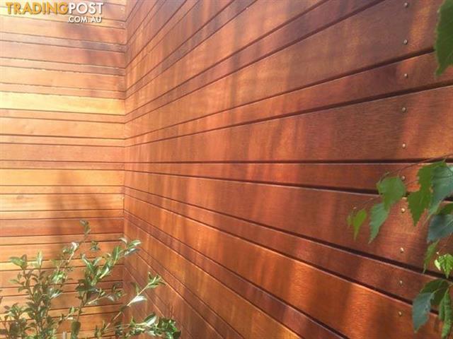 Timber Screening Privacy Hardwood For Sale In Moorooka Qld