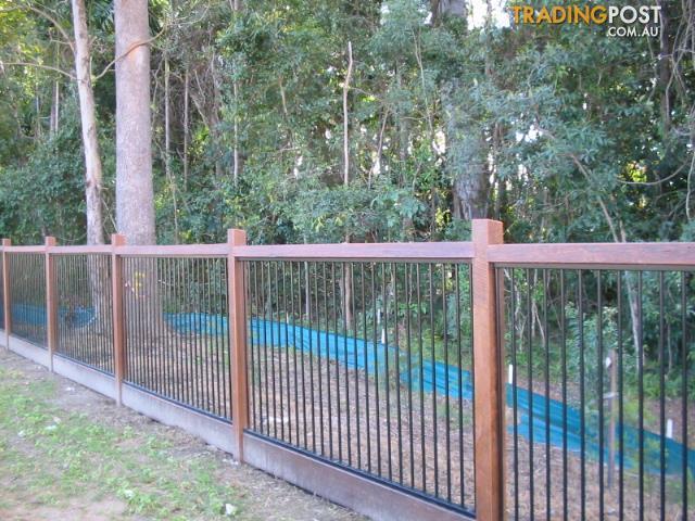 Hardwood Fence Posts 150 X 150