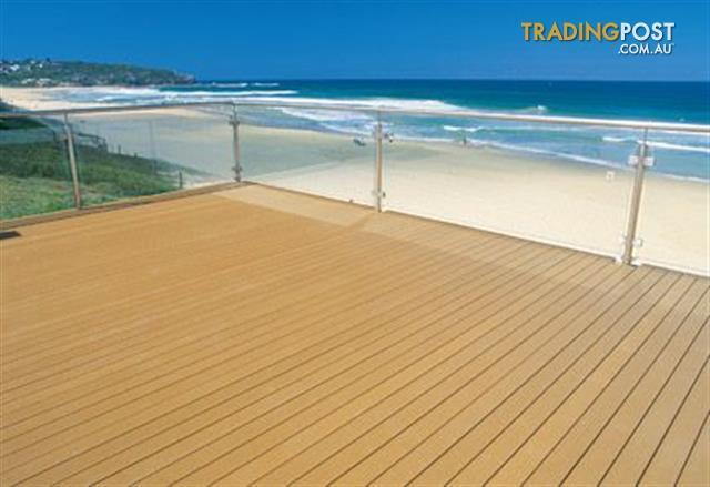 Modwood decking for sale in moorooka qld modwood decking for Garden decking for sale