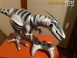 WowWee ROBORAPTOR Large Robot Remote Control RC Raptor Dinosaur