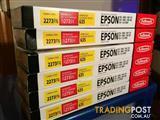 6 x Brand new Epson Nylon printer ribbons - code 2273FN