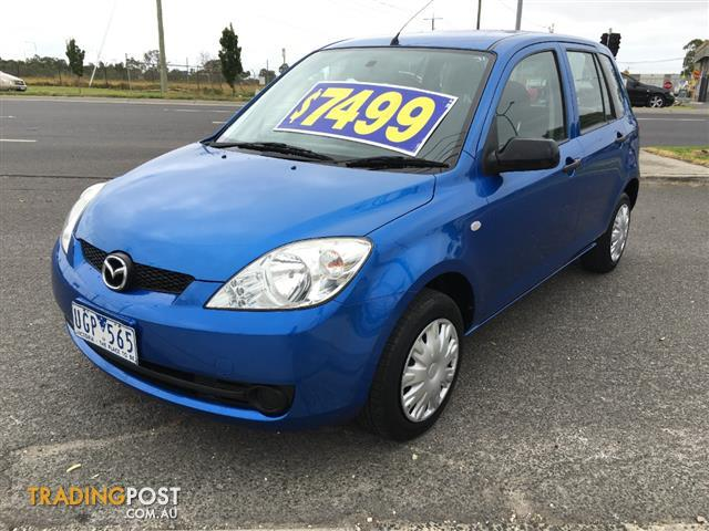 2006 mazda mazda2 neo dy my05 upgrade 5d hatchback for. Black Bedroom Furniture Sets. Home Design Ideas
