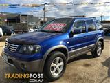 2006 FORD ESCAPE XLT ZB 4D WAGON
