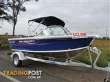 QUINTREX 430 FISHABOUT F40HP Package
